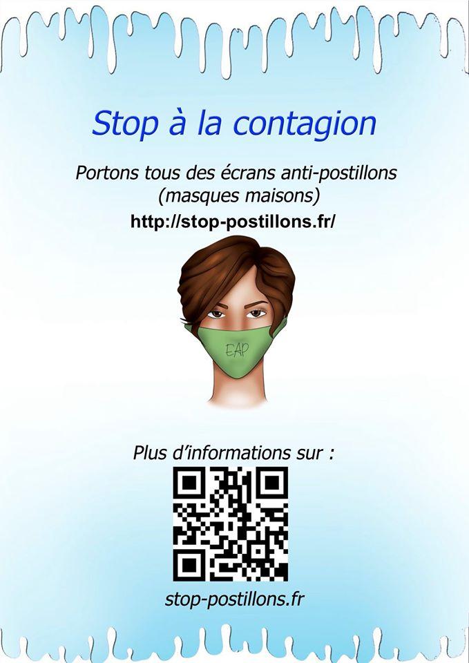 Région – Covid 19 : Des médecins de la région ont crée un site internet pour promouvoir le port d'un écran anti-projection ! – Delta FM