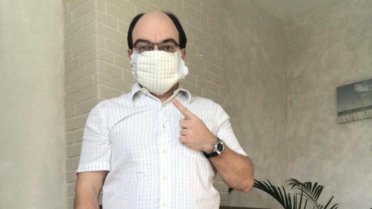 Un médecin outrelois milite pour rendre le port du masque systématique
