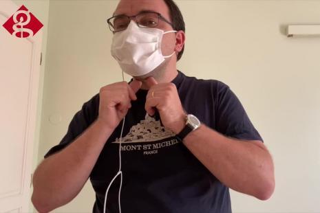 [VIDÉO] Où, quand, pourquoi, comment porter un masque?Les conseils du DrRochoy | Le Généraliste